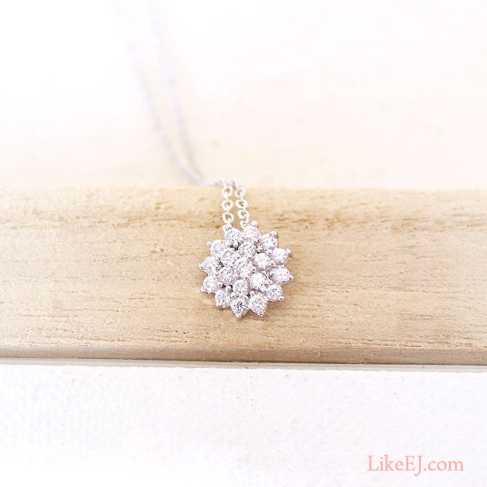 Gorgeous Floral Necklace - LikeEJ - 1