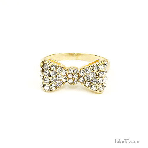 Stunning Bow Ring - LikeEJ - 1