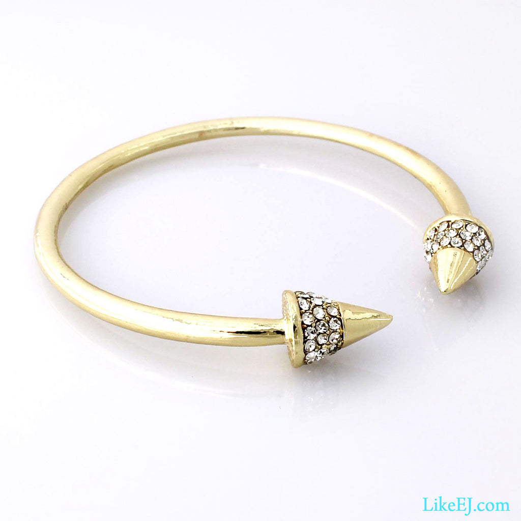 Luxury Spike Bangle Bracelet - LikeEJ - 1