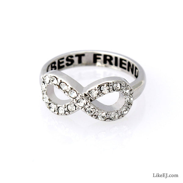 Best Friend Knuckle Ring - LikeEJ - 1