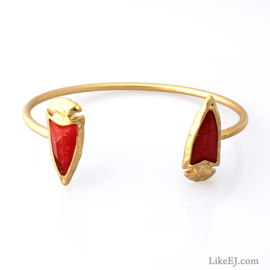 Antique Stone Bangle - LikeEJ - 3