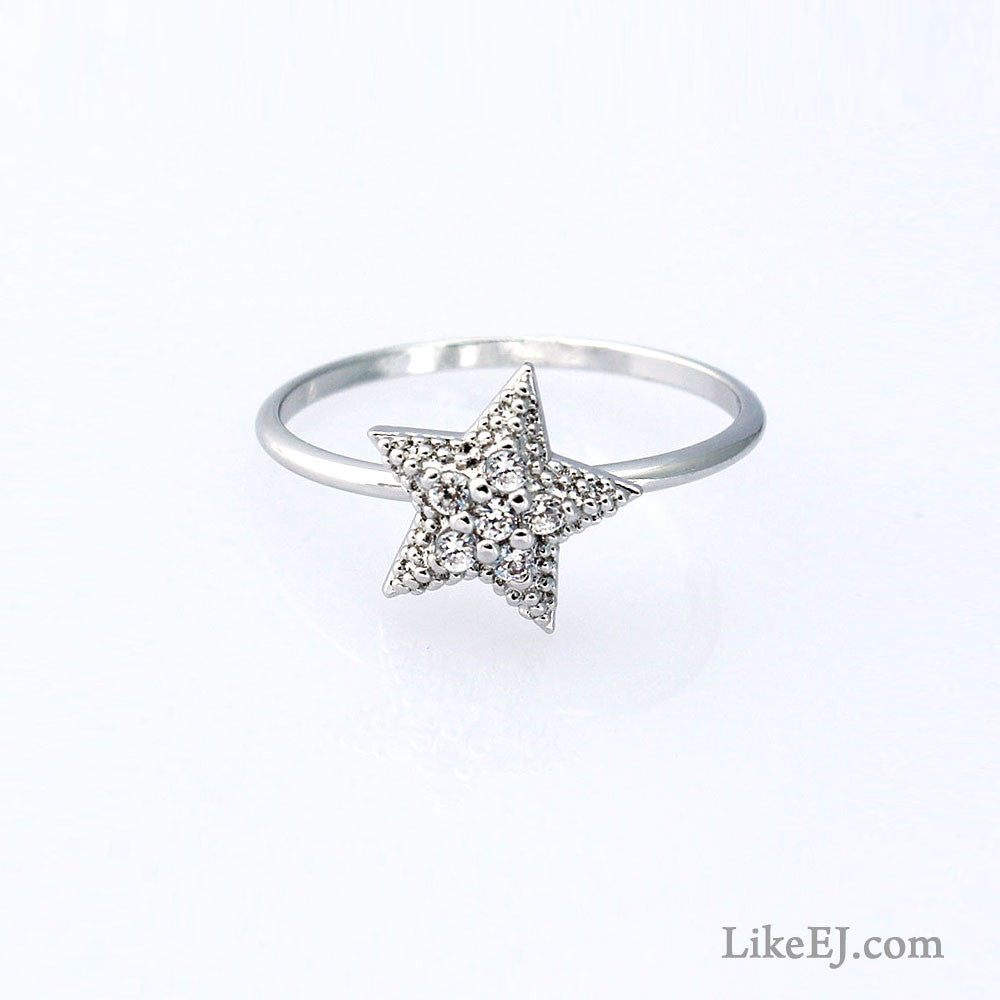 Super Star Ring - LikeEJ - 1