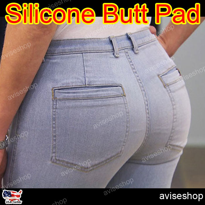 Padded Full Silicone Buttocks Pads Butt Enhancer body Shaper Panty Tummy Control Girdle