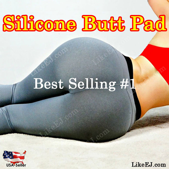 Women #1 Silicone Buttocks Pads Butt Enhancer body Shaper Panty Tummy Control Girdle