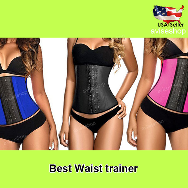 Women  Belt Waist Trainer Cincher Underbust Corset Body Shaper Shapewear