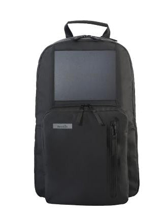boost 2 mythos black solar backpack