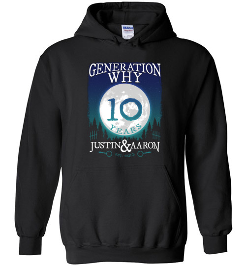 Zippered and Pullover Hoodies