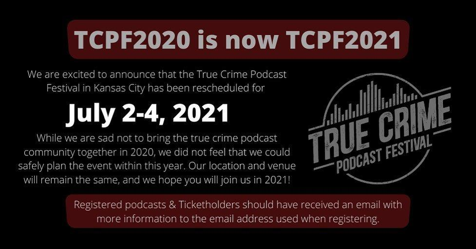 True Crime Podcast Festival 2021