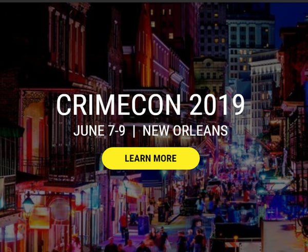 Generation Why at CrimeCon 2019