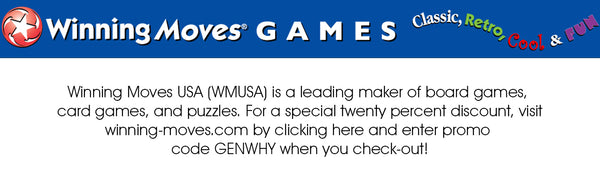 Winning Moves Games Sponsor for Generation Why Podcast