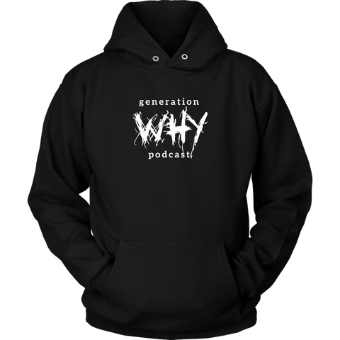 The Generation Why Logo Pullover Hoodie