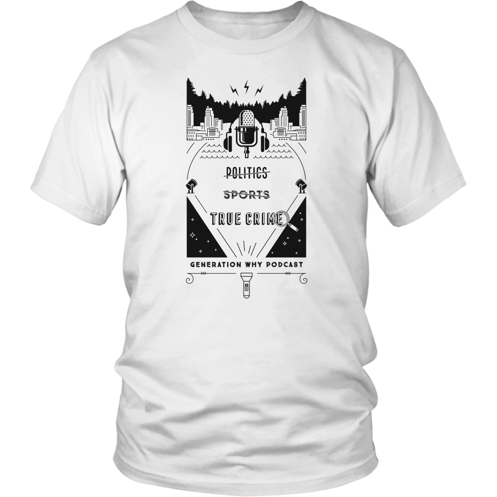 All True Crime Tee