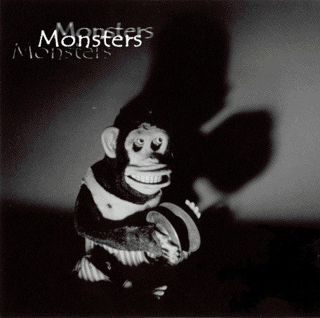Monsters Cover Image Art