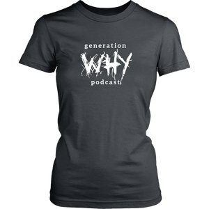 The Generation Why Podcast Logo Women's Tee