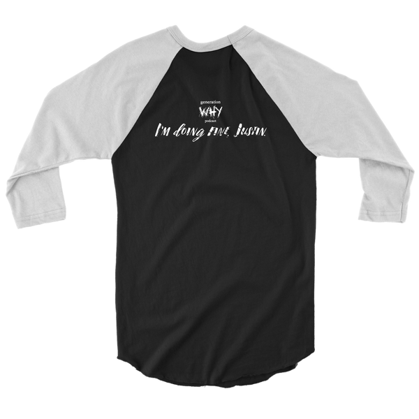 How You Doin' Tonight Raglan Tee