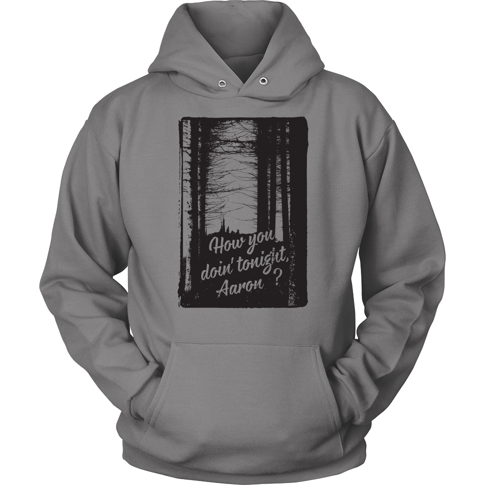 How You Doin' Tonight Dark Pullover Hoodie