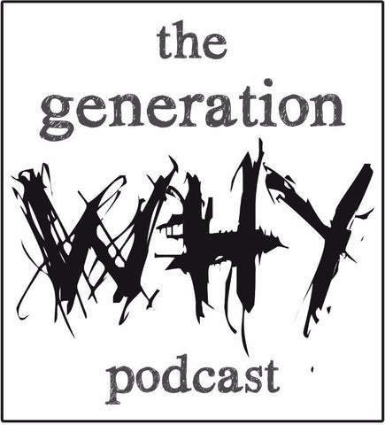 The Generation Why Podcast Sticker