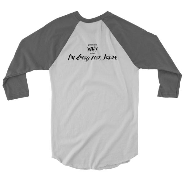 How You Doin' Tonight Color Raglan Tee