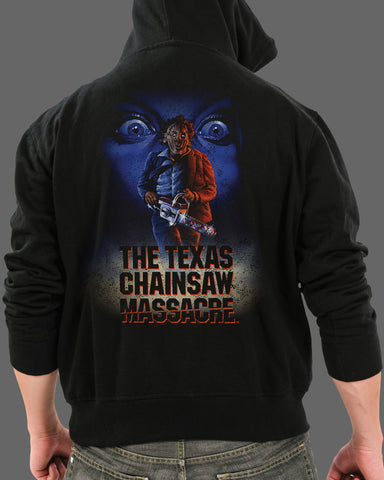 TEXAS CHAINSAW MASSACRE - VIDEO SERIES HOODIE