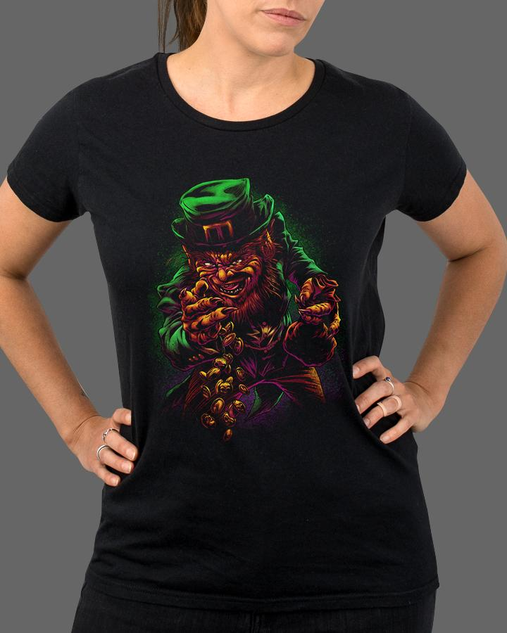 The Leprechaun - Womens Shirt