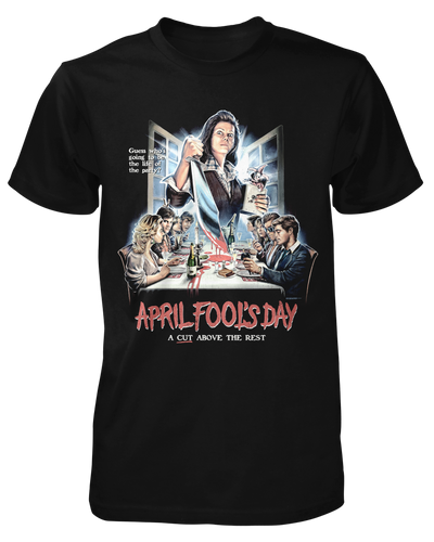 April Fool's Day Shirt Fright-Rags