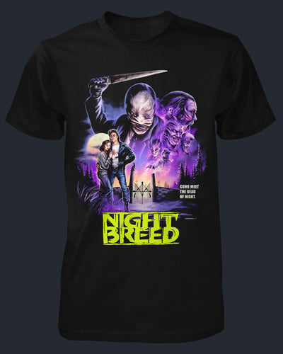 Nightbreed Shirt Fright-Rags