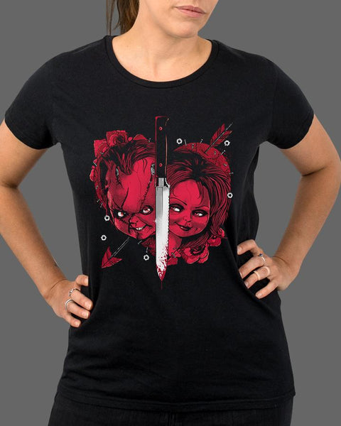 Bride of Chucky V1 - Womens Shirt