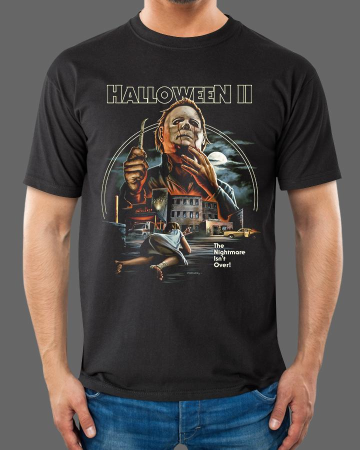 3c99948e HALLOWEEN II - Officially Licensed T-Shirt – Fright-Rags
