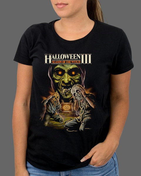 Halloween III V1 - Womens Shirt