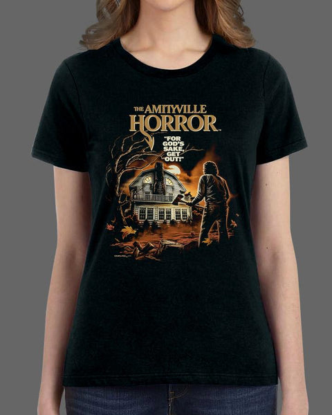 The Amityville Horror - Womens Shirt