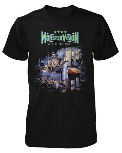 Monstervision Shirt Fright-Rags