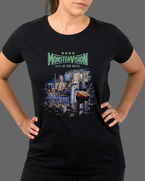 Monstervision - Womens Shirt