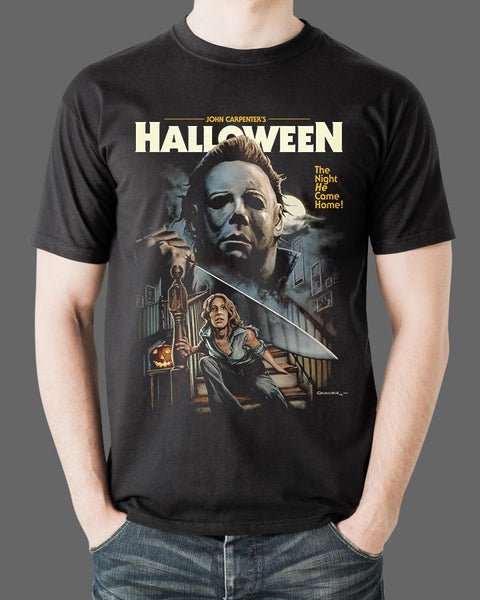 5ad2060447ac Horror T-Shirts   FRIGHT-RAGS