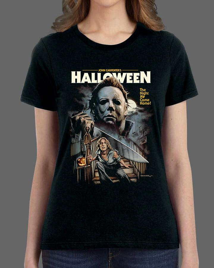 Halloween V1 - Womens Shirt