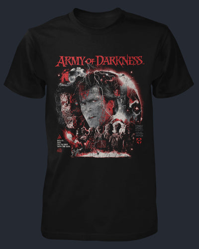 Army of Darkness - Come Get Some Shirt Fright-Rags