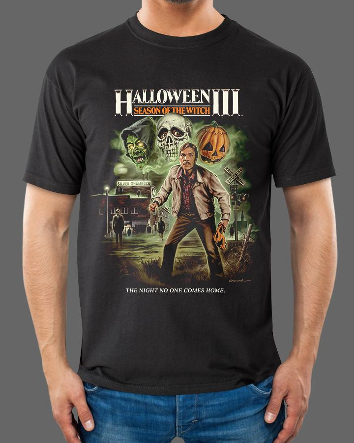 44cdd5fd6 HALLOWEEN III: SEASON OF THE WITCH - Officially Licensed T-Shirt ...