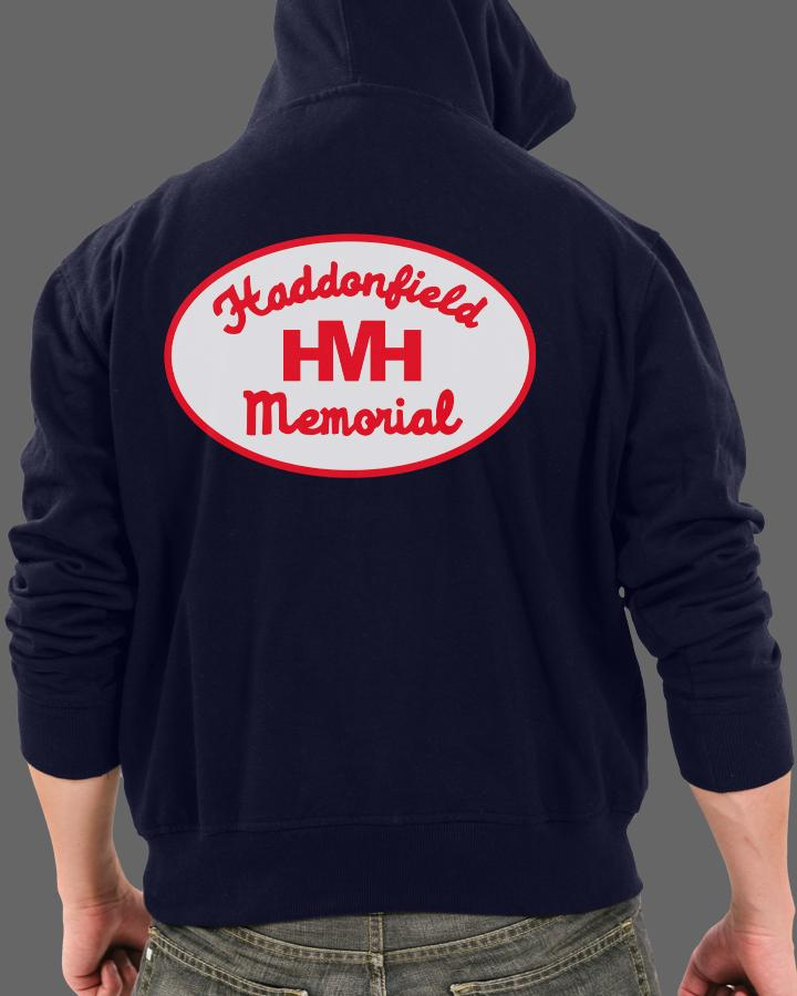 Haddonfield Memorial Hospital - Zippered Hoodie