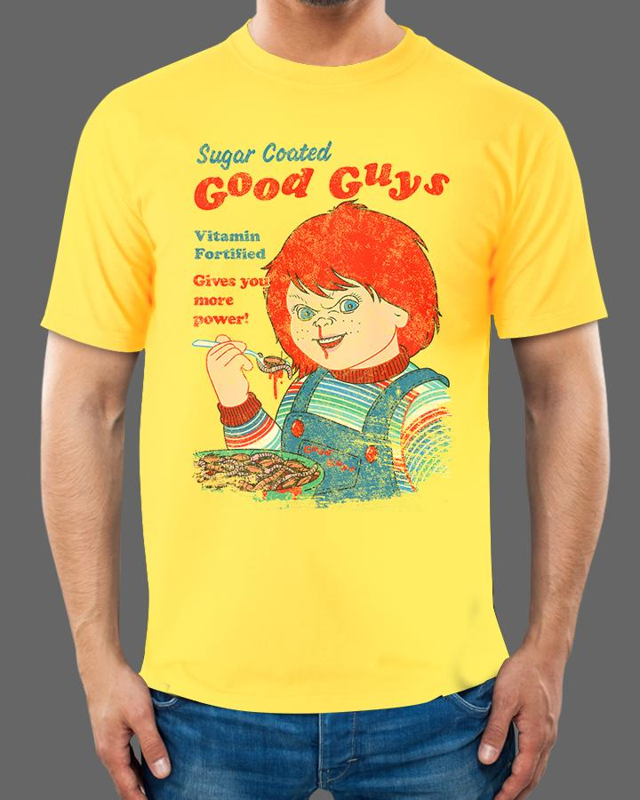 CHUCKY Officially Licensed TShirt FrightRags - Good guys tee shirts