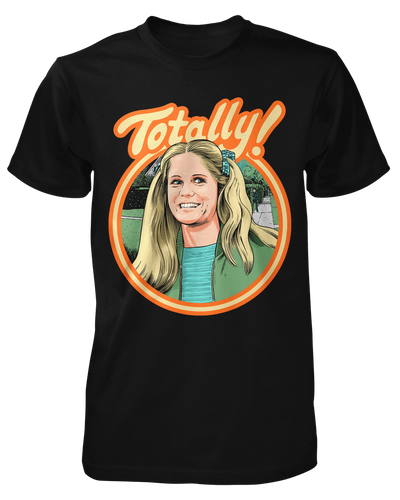Totally! Shirt Fright-Rags