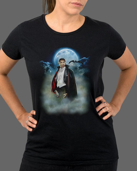 Lugosi - Children of the Night - Womens Shirt