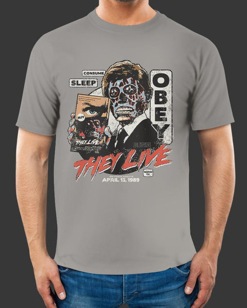 They Live Home Video
