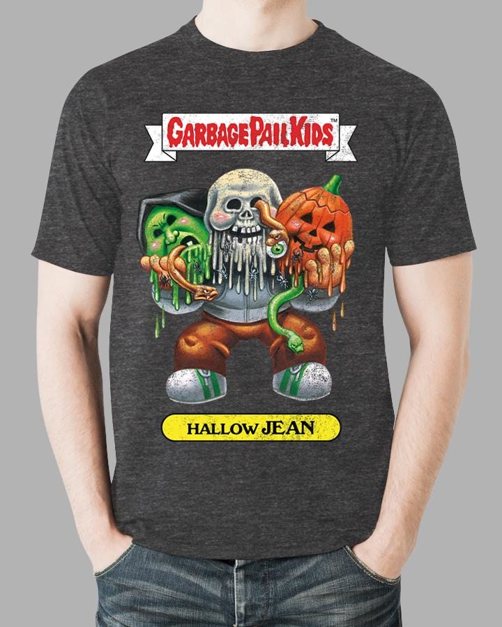 Garbage Pail Kids - Hallow Jean