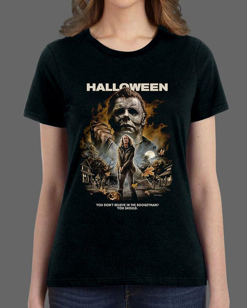 Halloween 2018 - Womens Shirt