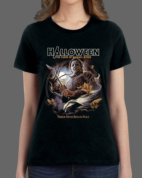 Halloween: The Curse of Michael Myers - Womens Shirt
