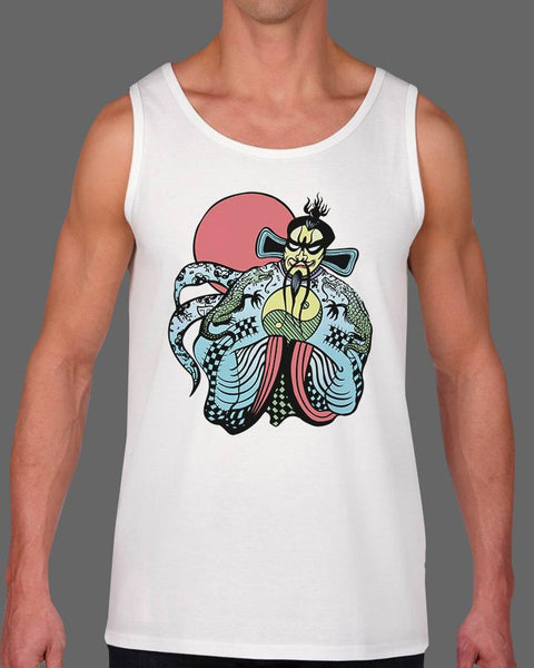 Jack Burton's Tank Top (Ships the week of May 3)