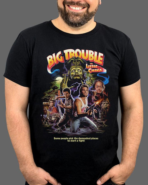 John Carpenter's Big Trouble in Little China (Ships the week of May 3)