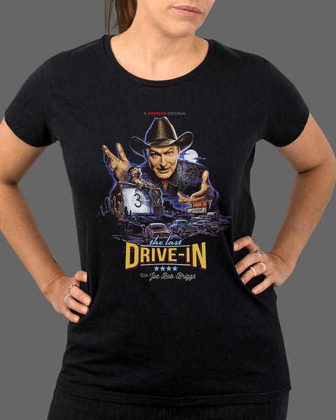 3e6803434a The Last Drive-In - Womens Shirt (Ships the Week of April 5)