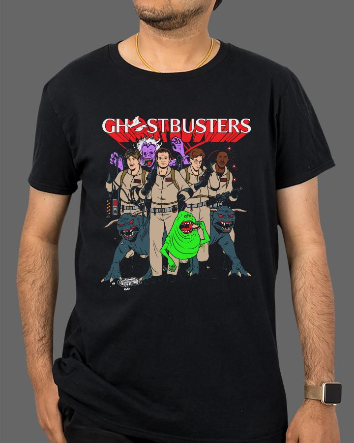 Saturday Morning Ghostbusters