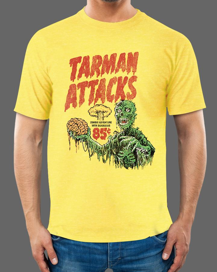 Tarman Attacks