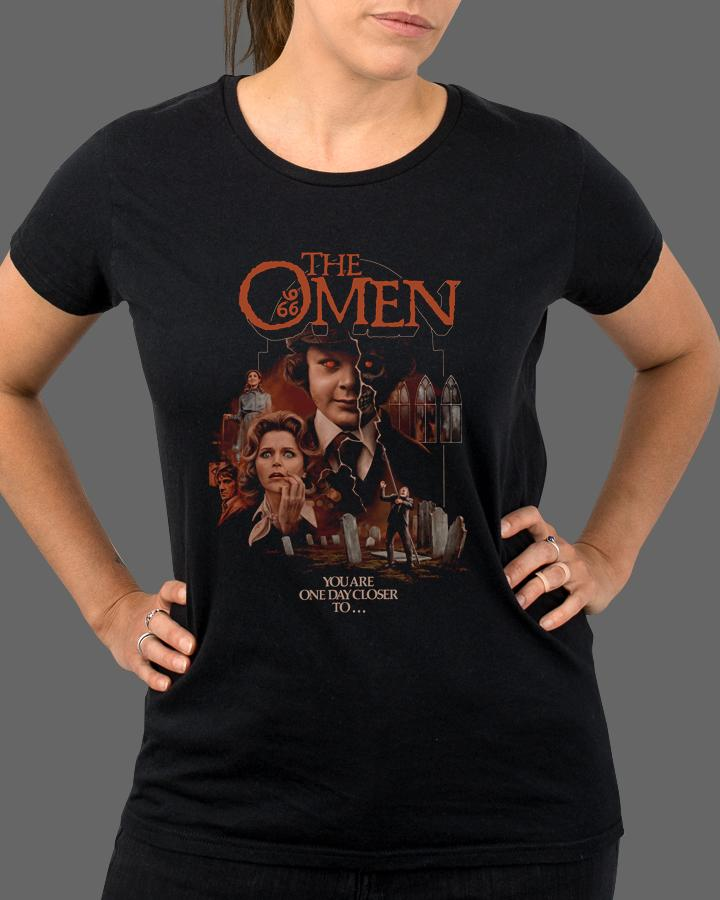 The Omen - Womens Shirt